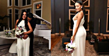 Ludacris Wedding 3